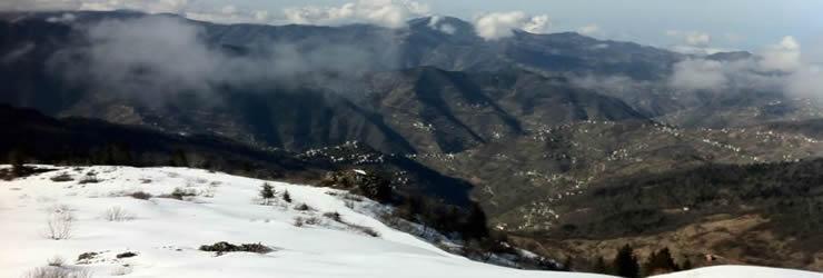 Dağlardan Görünüm